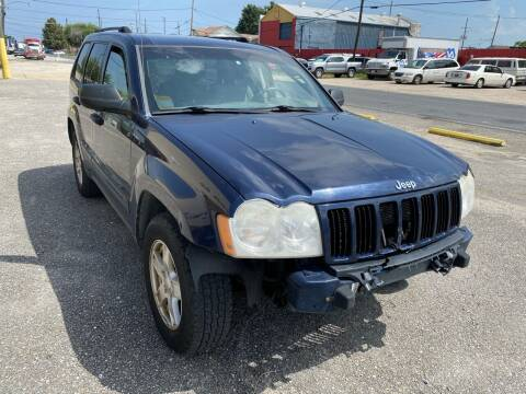 2005 Jeep Grand Cherokee for sale at WMS AUTO SALES in Jefferson LA