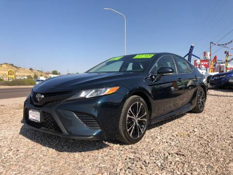 2018 Toyota Camry for sale at 1st Quality Motors LLC in Gallup NM