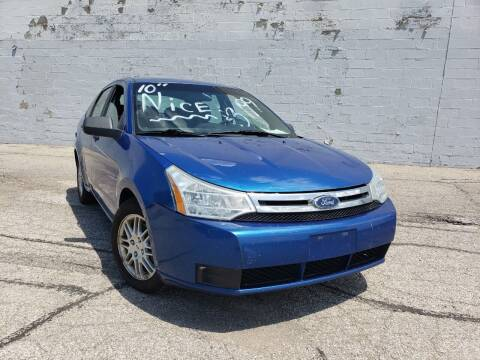 2010 Ford Focus for sale at CALIBER AUTO SALES LLC in Cleveland OH