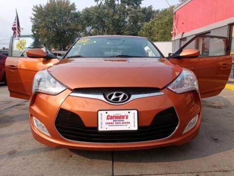 2012 Hyundai Veloster for sale at Carmen's Auto Sales in Hazel Park MI