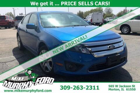 2011 Ford Fusion for sale at Mike Murphy Ford in Morton IL