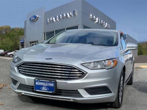 2017 Ford Fusion for sale at Westchester Automotive in Scarsdale NY