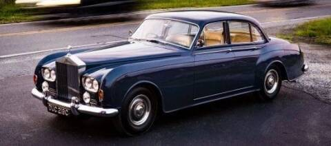1965 Rolls-Royce Silver Cloud 3 for sale at McQueen Classics in Lewes DE