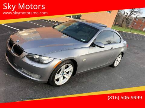 2009 BMW 3 Series for sale at Sky Motors in Kansas City MO