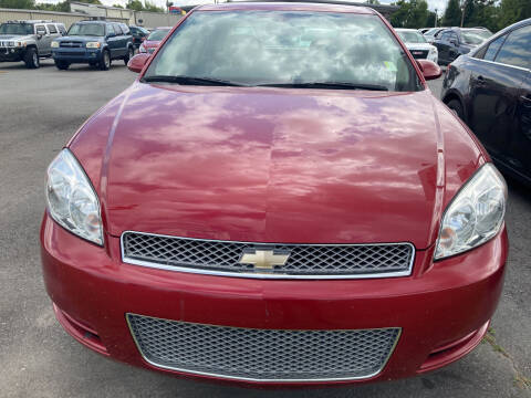 2014 Chevrolet Impala Limited for sale at Auto Credit Xpress - Sherwood in Sherwood AR