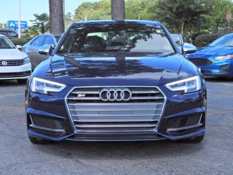 2018 Audi S4 for sale at Auto Finance of Raleigh in Raleigh NC
