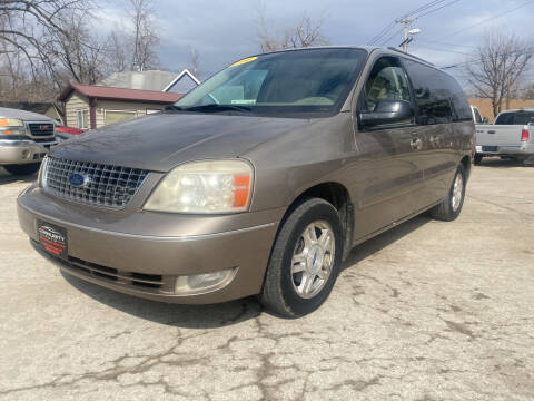 2006 Ford Freestar for sale at Community Auto Sales & Service in Fayette MO