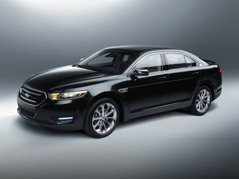 2015 Ford Taurus for sale at CHEVROLET OF SMITHTOWN in Saint James NY