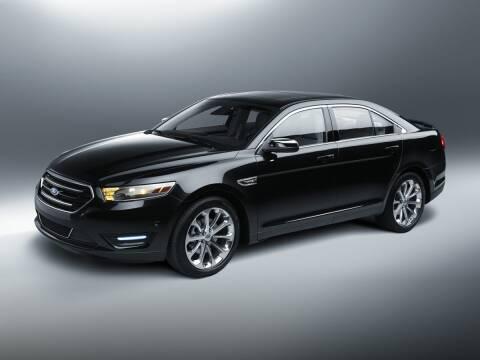 2016 Ford Taurus for sale at BASNEY HONDA in Mishawaka IN