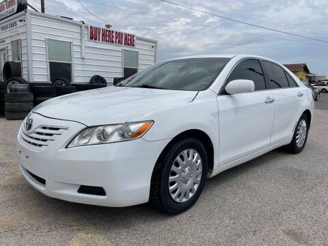 2007 Toyota Camry for sale at Eastside Auto Sales in El Paso TX