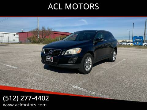 2010 Volvo XC60 for sale at ACL MOTORS in Austin TX