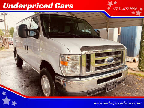 2013 Ford E-Series Cargo for sale at Underpriced Cars in Marietta GA