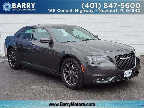 2015 Chrysler 300 for sale at BARRYS Auto Group Inc in Newport RI
