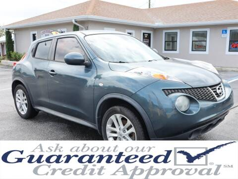 2014 Nissan JUKE for sale at Universal Auto Sales in Plant City FL