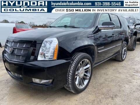 2013 Cadillac Escalade for sale at Hyundai of Columbia Con Alvaro in Columbia TN