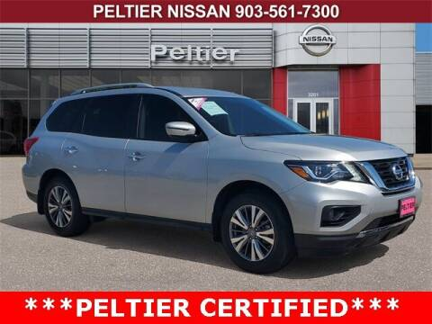 2020 Nissan Pathfinder for sale at TEX TYLER Autos Cars Trucks SUV Sales in Tyler TX