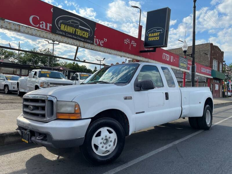 2000 Ford F-350 Super Duty for sale at Manny Trucks in Chicago IL