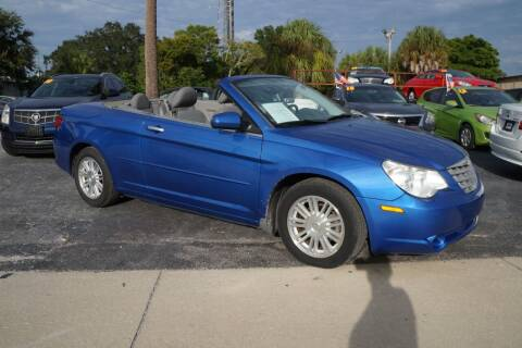 2008 Chrysler Sebring for sale at J Linn Motors in Clearwater FL