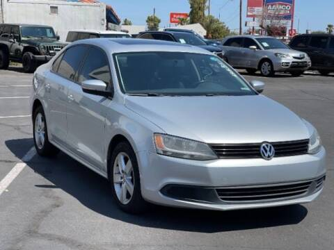 2011 Volkswagen Jetta for sale at Curry's Cars Powered by Autohouse - Brown & Brown Wholesale in Mesa AZ