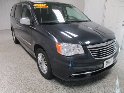 2013 Chrysler Town and Country for sale at LaFleur Auto Sales in North Sioux City SD
