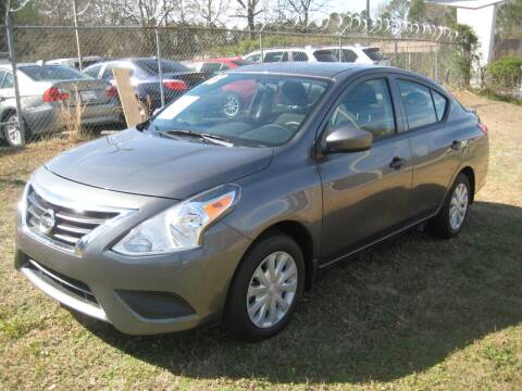 2018 Nissan Versa for sale at Carland Enterprise Inc in Marietta GA
