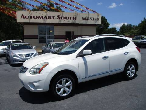 2011 Nissan Rogue for sale at Automart South in Alabaster AL