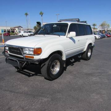 1991 Toyota Land Cruiser for sale at Charlie Cheap Car in Las Vegas NV