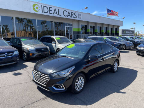 2019 Hyundai Accent for sale at Ideal Cars in Mesa AZ