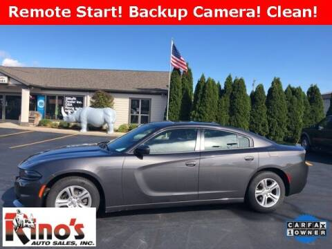 2019 Dodge Charger for sale at Rino's Auto Sales in Celina OH