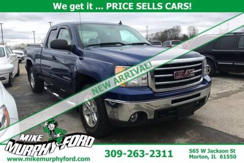 2013 GMC Sierra 1500 for sale at Mike Murphy Ford in Morton IL
