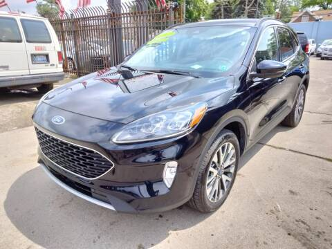 2020 Ford Escape for sale at Gus's Used Auto Sales in Detroit MI