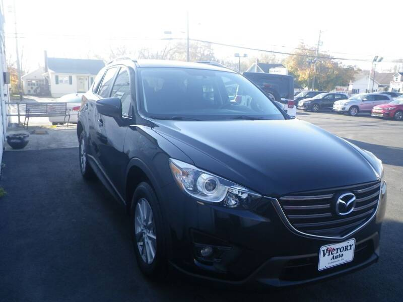 2016 Mazda CX-5 for sale at VICTORY AUTO in Lewistown PA