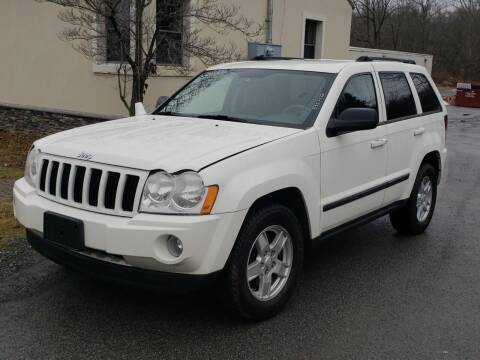 2007 Jeep Grand Cherokee for sale at Wallet Wise Wheels in Montgomery NY