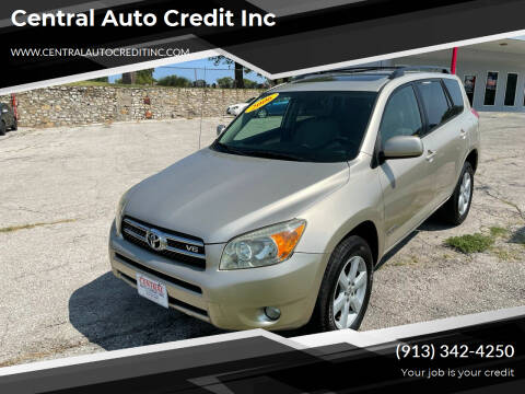 2006 Toyota RAV4 for sale at Central Auto Credit Inc in Kansas City KS