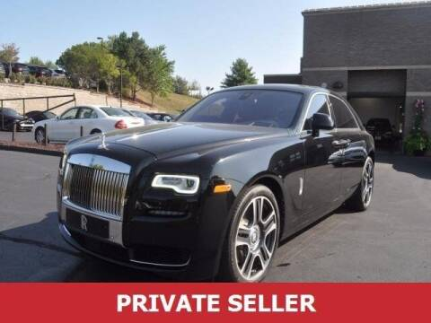 2016 Rolls-Royce Ghost for sale at US 24 Auto Group in Redford MI