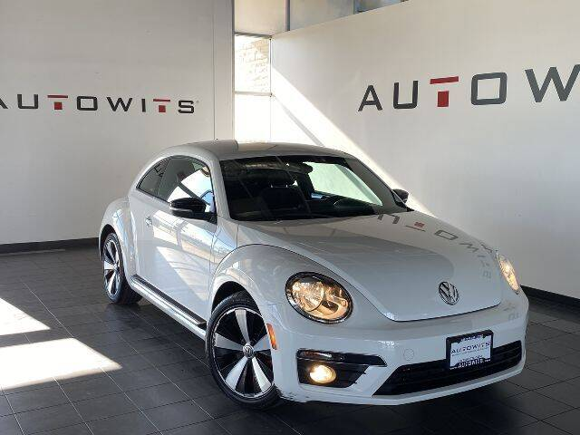 2013 Volkswagen Beetle for sale at AutoWits in Scottsdale AZ