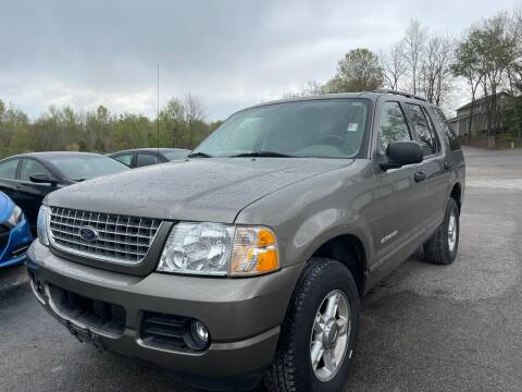 2004 Ford Explorer for sale at Best Buy Auto Sales in Murphysboro IL