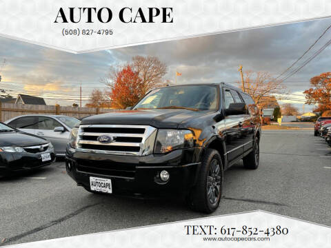2011 Ford Expedition EL for sale at Auto Cape in Hyannis MA