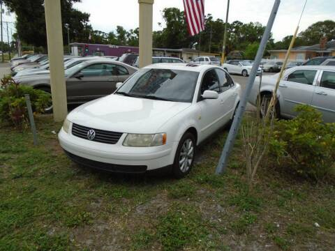 1999 Volkswagen Passat for sale at Bargain Auto Mart Inc. in Kenneth City FL