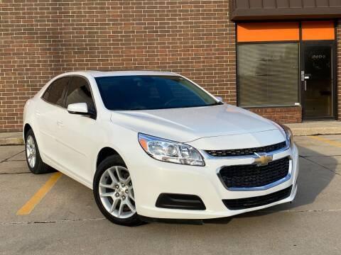2015 Chevrolet Malibu for sale at Effect Auto Center in Omaha NE