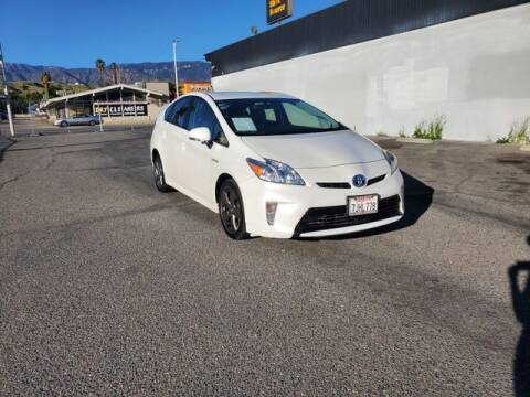 2015 Toyota Prius for sale at Silver Star Auto in San Bernardino CA