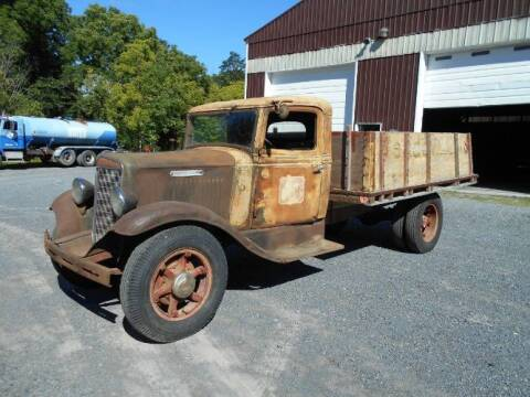 1936 International Truck for sale at Classic Car Deals in Cadillac MI