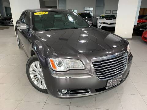 2014 Chrysler 300 for sale at Auto Mall of Springfield in Springfield IL