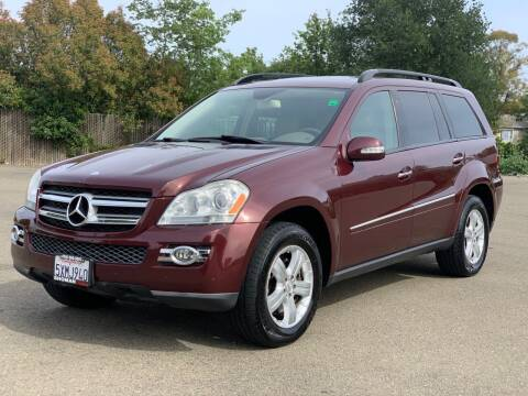 2007 Mercedes-Benz GL-Class for sale at SHOMAN AUTO GROUP in Davis CA