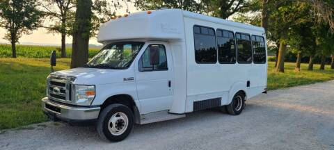 2009 Ford E-450 Shuttle Bus for sale at Allied Fleet Sales in Saint Charles MO