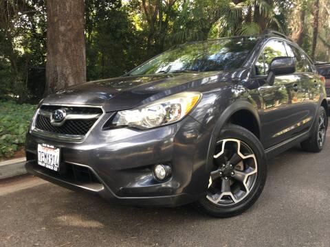 2014 Subaru XV Crosstrek for sale at Valley Coach Co Sales & Lsng in Van Nuys CA
