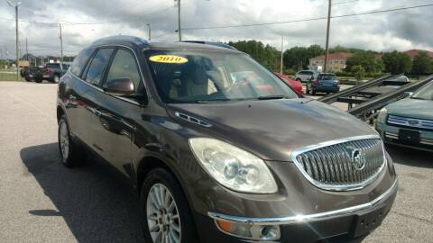 2010 Buick Enclave for sale at Kelly & Kelly Supermarket of Cars in Fayetteville NC