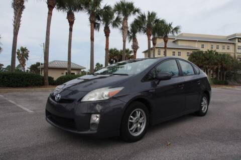 2010 Toyota Prius for sale at Gulf Financial Solutions Inc DBA GFS Autos in Panama City Beach FL