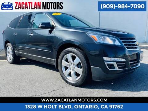 2013 Chevrolet Traverse for sale at Ontario Auto Square in Ontario CA
