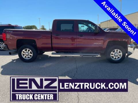 2015 Chevrolet Silverado 3500HD for sale at Lenz Auto - Coming Soon in Fond Du Lac WI